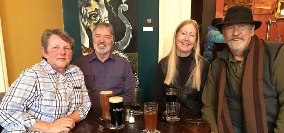 December 23 Meeting with Liz (fellow WWS member) and Chris in London Ontario