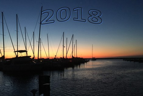 2018 - Another year of adventures!