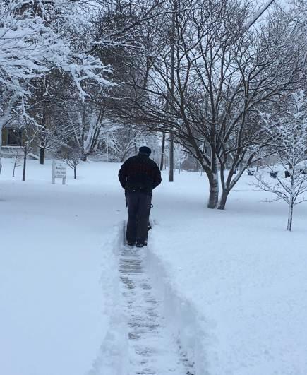 Jan 22 We need a bigger snowblower!