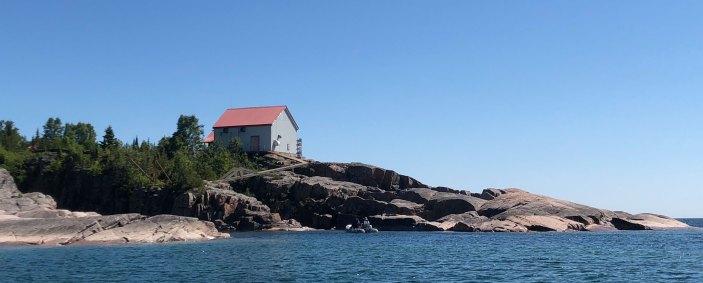 July 18 Otter Island