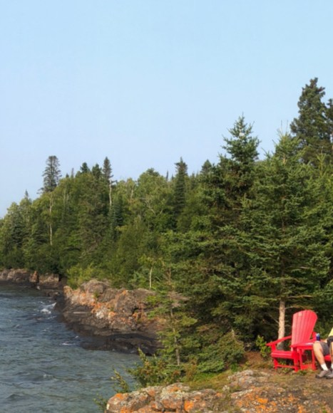 Lake Superior: Loon Harbour to Porphyry Island