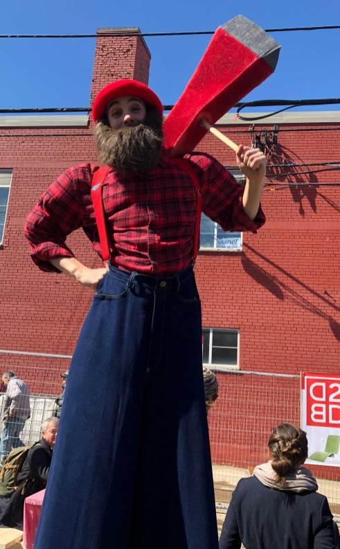 April 21 Maple Fest in Huntsville