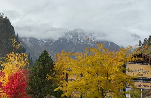 Oct 21 Leavenworth WA