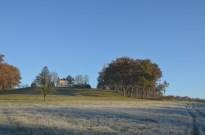 Clear skies at Bauduc.