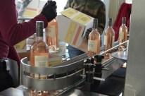 Bottling rosé - 106