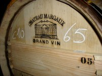 The 2005 in barrel.