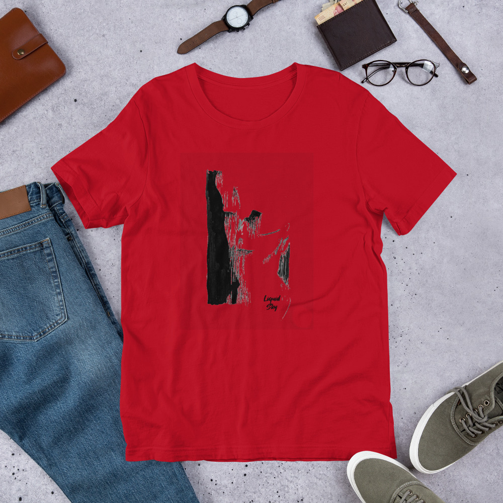 Liquid Sky t-shirt