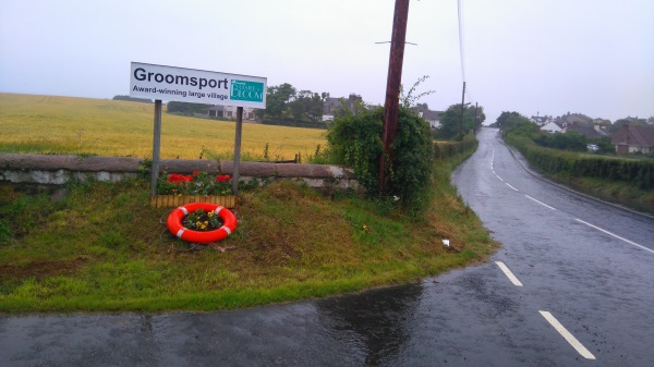 Make the B511 from Groomsport Roundabout into our village a safe, 30mph road