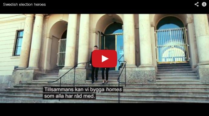 swedish election heroes