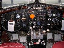 9_DAKOTA C-47_SAGAT_cockpit