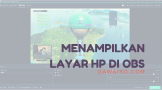 cara menghubungkan audio dan video ke obs featured