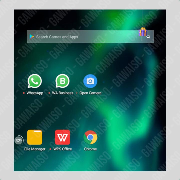 cara 2 whatsapp dalam 1 HP - WA business