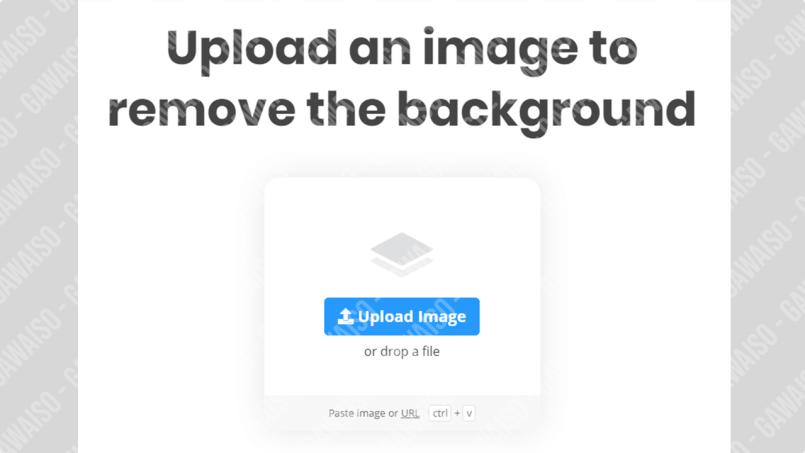 cara mengganti background foto online - removebg