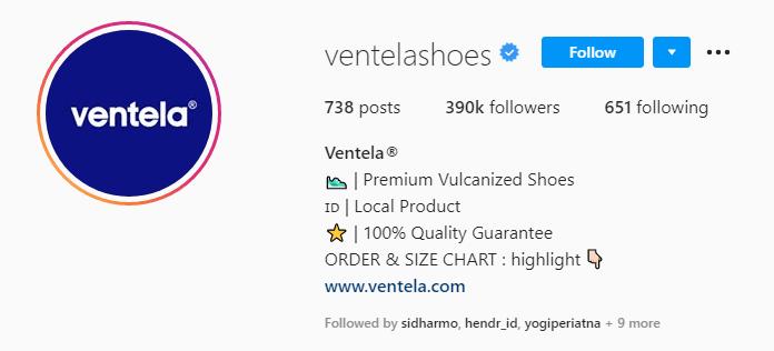 cara mendapatkan centang biru instagram - brand