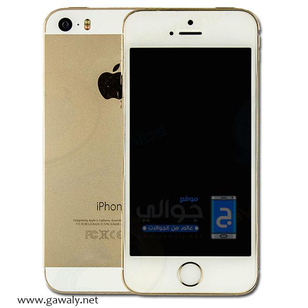 سعر ومواصفات موبايل ايفون 5 اس Iphone 5s موقع جوالي