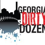 Georgia Dirty Dozen Graphic