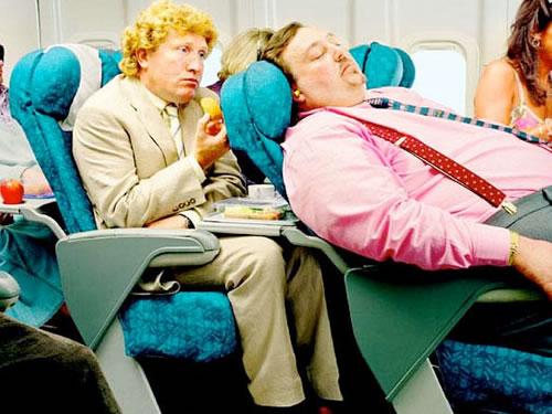 Annoying Airline Passengers