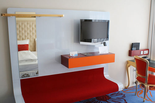 Radisson Blu Frankfurt Room