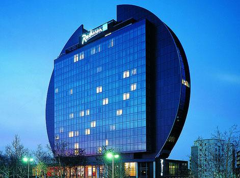 Radisson Blu Hotel Frankfurt, Germany