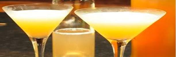 Exotic Cocktail Recipes - Mango Daiquiri