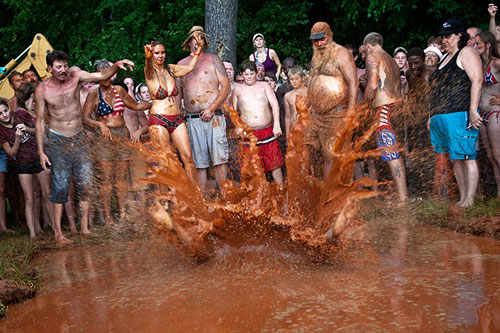 Summer Redneck Games