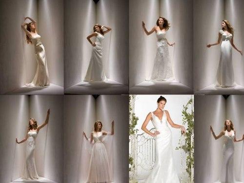 Destination Wedding: Dresses