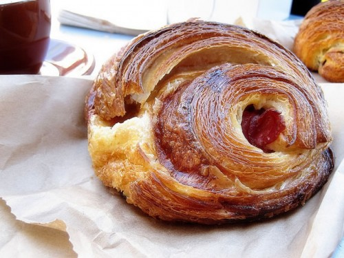 Best Bakeries In The World: Ham & Cheese Croissant