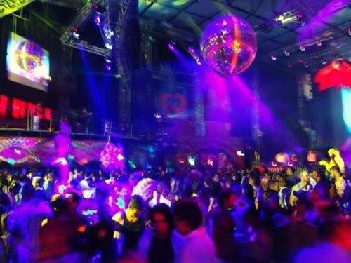Inside Club Privilege Ibiza