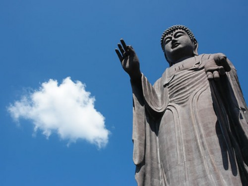 Buddha Statues: Ushiku Daibutsu