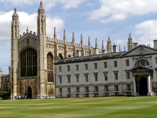 Kings College At The University Cambridge