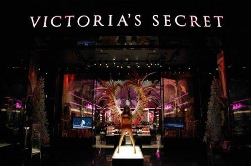 Victoria's Secret Lingerie Store