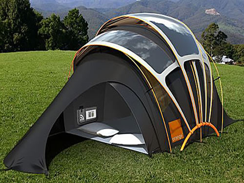 fun cool pop up tents. Black Bedroom Furniture Sets. Home Design Ideas