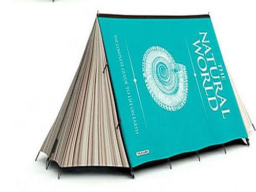 Bookworm Tent