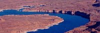 Lake Powell Luftbild