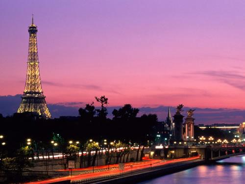 About Paris, France