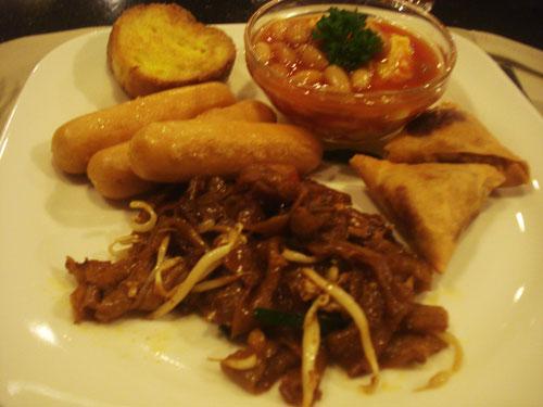 Sunway Putra Hotel Dining