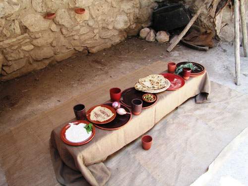 Top Culinary Destinations: Middle Eastern Traditional Meal