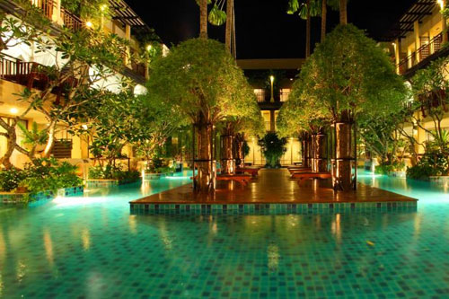 Access Pool Rooms: Burasari Resort Phuket