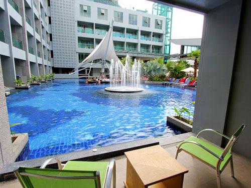 Pool Access Rooms Phuket: The Kee Resort & Spa
