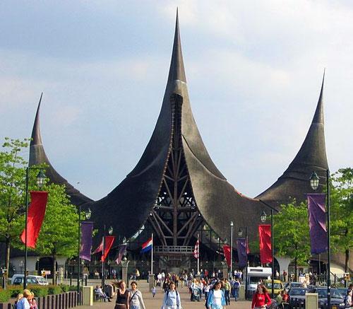 Top 10 Amusement Parks In The World: Efteling Netherlands