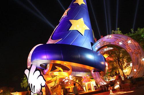 Top 10 Amusement Parks: Walt Disney World