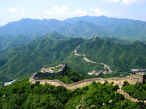 Iconic Landmarks: Great Wall of China