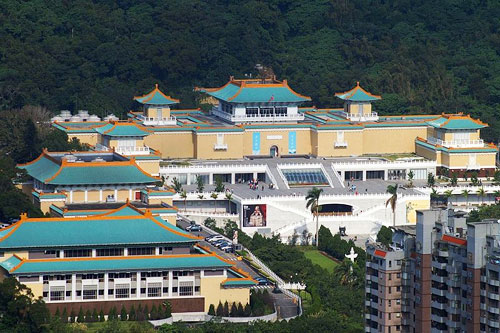 Things To Do In Taipei: National Palace Museum