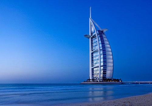 Top Hotels In Dubai: Burj Al Arab