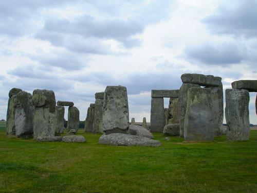 Top Landmarks in UK: Stonehenge