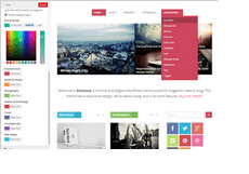 Entrance - WordPress Theme for Magazine and Review - 2