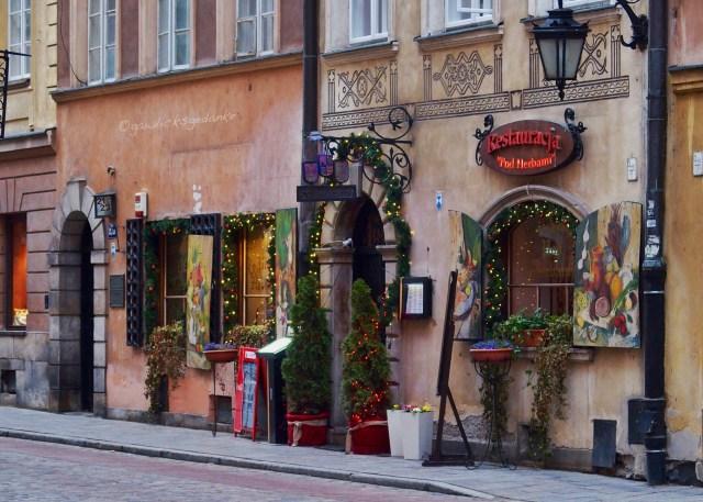 Warschauer Altstadt