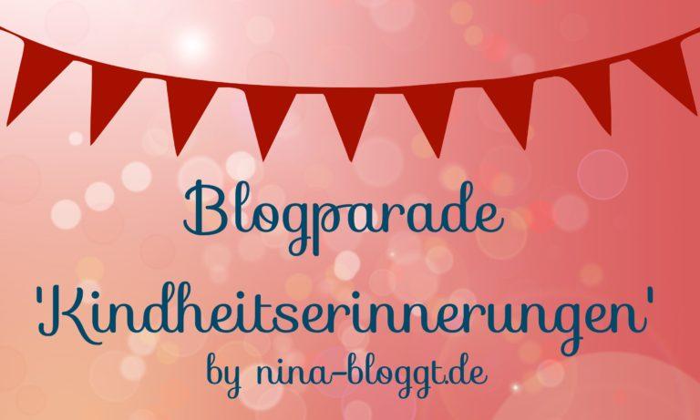 """Blogparade """"Kindheitserinnerungen"""" #2 Essen & Trinken"""