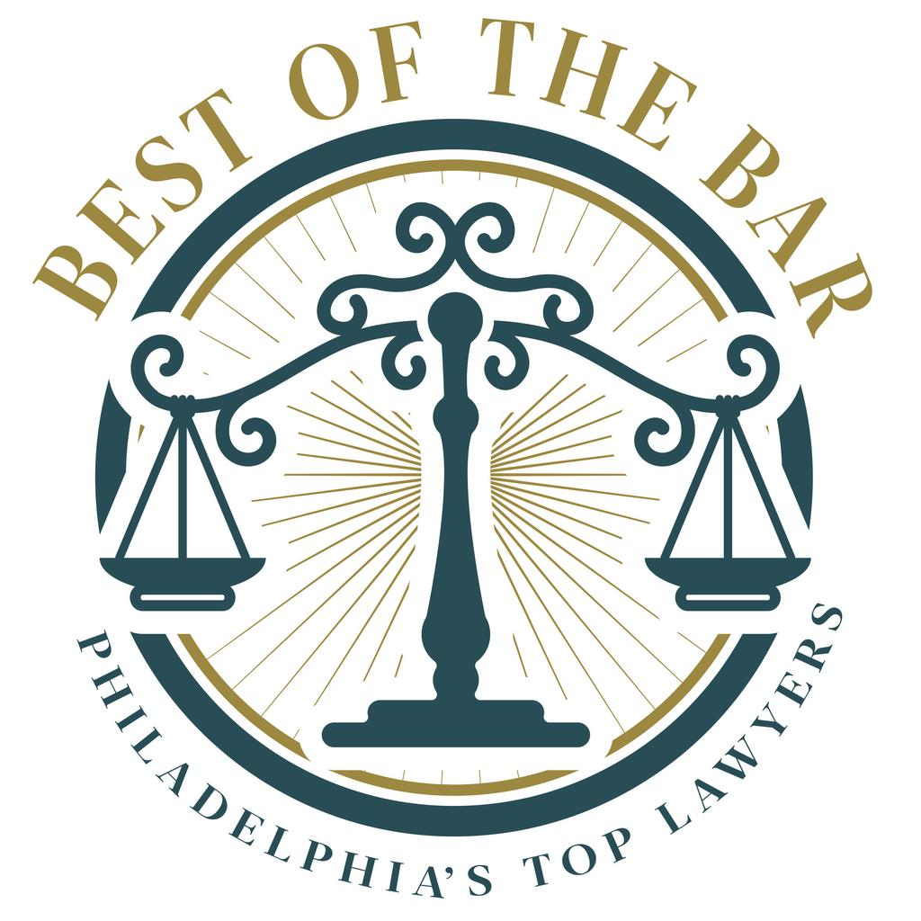 Philadelphia Business Journal Best Of The Bar Award