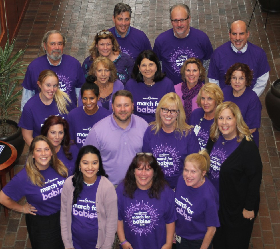 Gawthrop Greenwood Donates To March Of Dimes